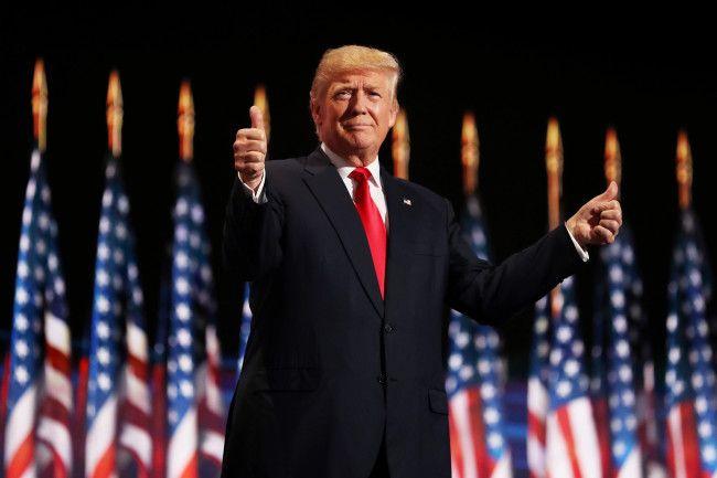 Donald Trump, Style, Artist Image Management, president, consulente d'immagine, personal shopper, USA, Silk Gift Milan
