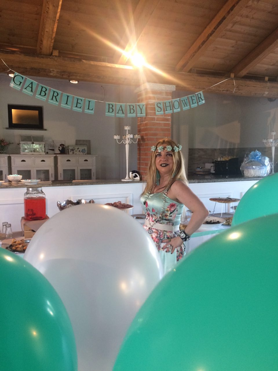 Baby Shower Party, mom, child, baby, pregnant, personal shopper, image consultant, Artist Image Management, Event, Made in Italy