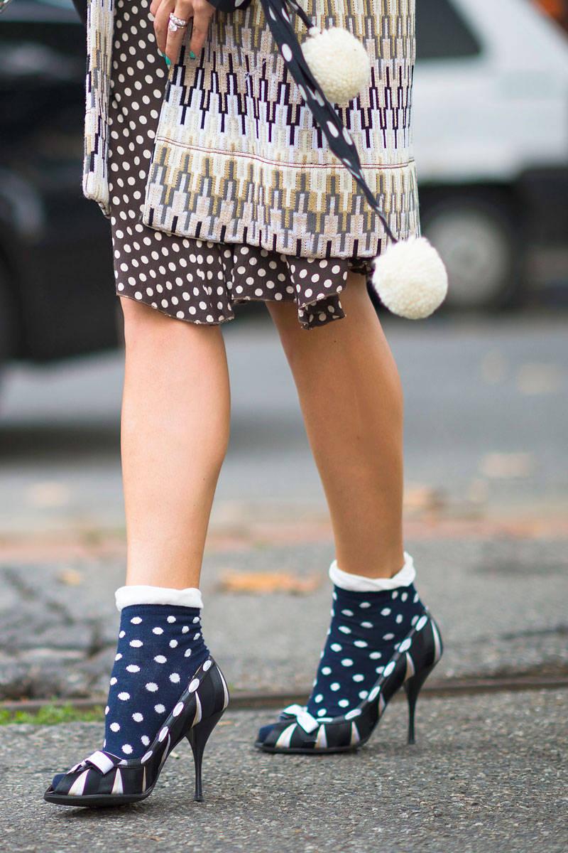 tacchi e calzini, abbigliamento donna, personal shopper, personal stylist, image consultant, silk gift milan, autunno, trends
