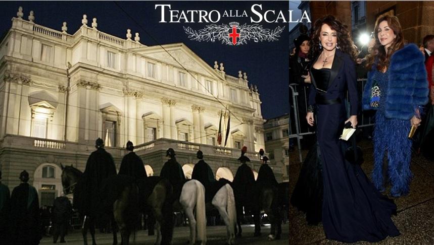 teatro alla scala, womenswear, personal shopper, image consultant, Silk Gift Milan, Milan, black tie, made in Italy, opera