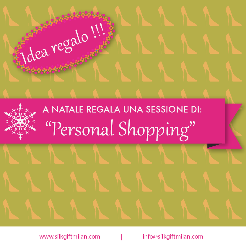 shopping tours, gift card, idee regalo, il regalo perfetto, personal shopper, consulente d'immagine, Artist Image Management