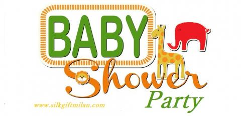 1. Baby Shower Party's Etiquette.