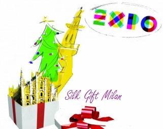 Regali, Natale, EXPO 2015, consulente d'immagine, silk gift milan