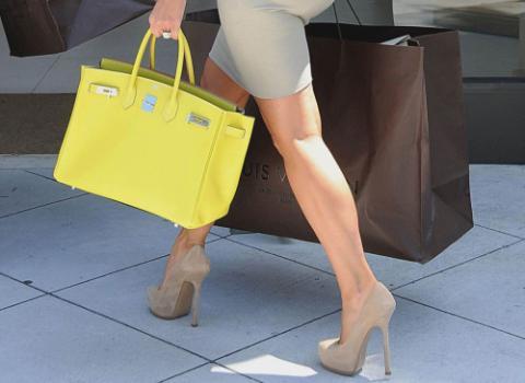The art of wearing heels