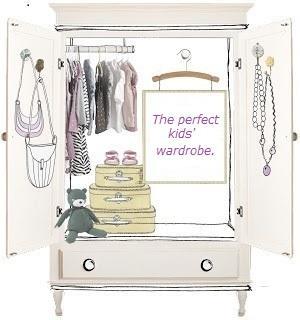 The perfect kids' wardrobe