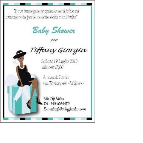 Inviti Baby Shower Party ... buone impressioni che durano nel tempo!
