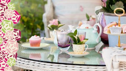 Dreaming about a midsummertime's baby shower party