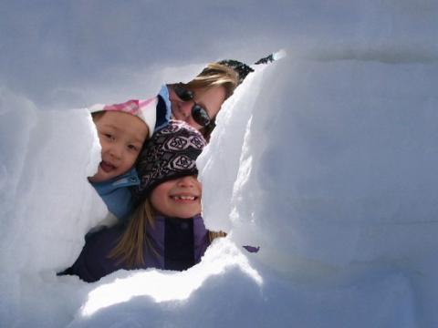 La valigia perfetta per una vacanza sulla neve con i bambini