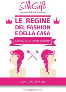 Le regine del Fashion e della Casa: online il nuovo ebook di Silk Gift Milan